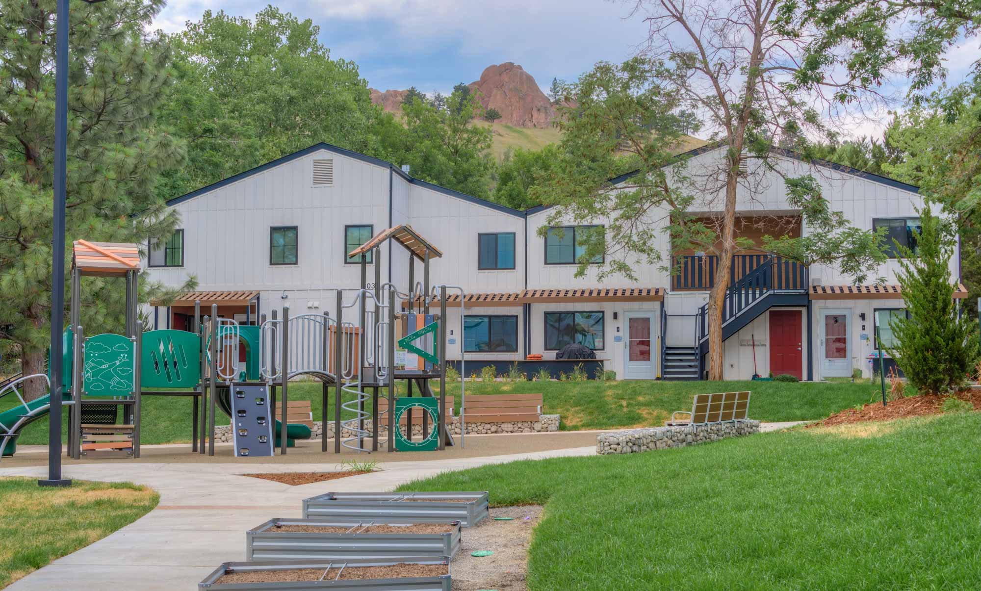 Glen Willow Affordable Apartments in Boulder